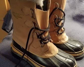 Hi-Tec Womens Mid-calf Duck Boots or Snow Boots