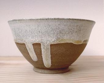 matcha bowl  stoneware  tea  chawan  handmade  wheelthrown  pottery  ceramic  dinnerware  dishes  rice bowl #contreraspottery  #parispottery
