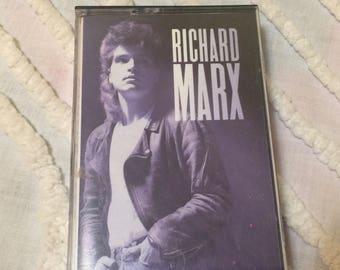 Richard Marx Cassette Tape Music