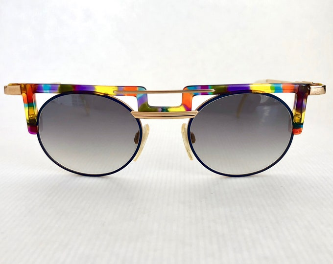 Cazal Mod 745 Col 761 Vintage Sunglasses Made in Germany New Old Stock