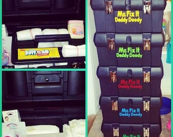 Mr. Fix It Daddy Doody Toolbox