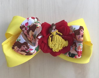Belle Rose Bow