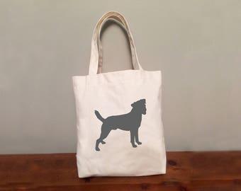 Jack Russell Terrier Tote Bag