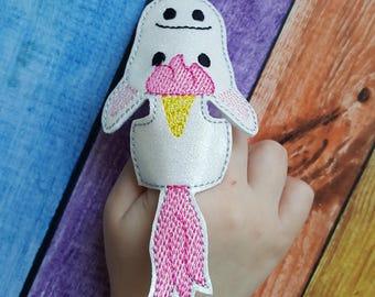 Unicorn Finger Friend * Unicorn Finger Puppet * Pretend Play * Easter Gift Idea * Birthday Party Favor * Playtime