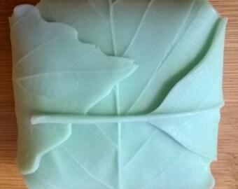 Spring Leaf Soap