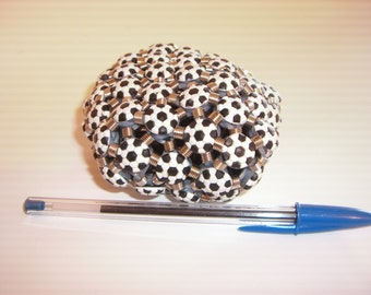 Soccer Ball Paperweight - Unique Home, Office Decoration