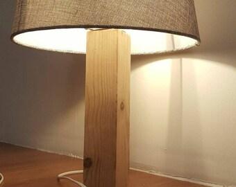 Excellent minimalist design-individual lamp [handmade]