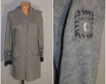 Cardigan Sweater Women Sweater Dress Size Medium-Large(42/44)