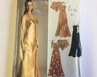 Dress and Cape Sewing Pattern