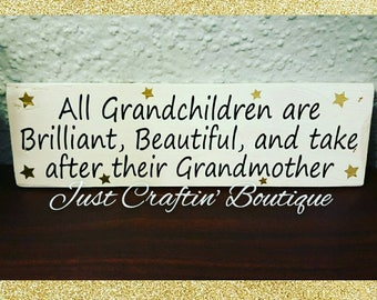 All Grandchildren are Brilliant, Beautiful, and take after their Grandmother (4×12)