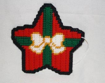 Present star coaster
