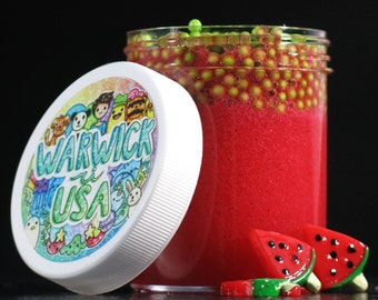 Watermelon Gummy Slime (Scented) 30% off STORE WIDE!!!!!!