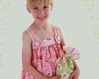 Baby Doll Dress & Purse Pattern