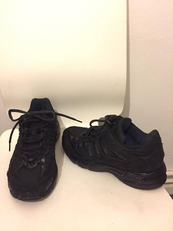 huge selection of c3f63 e0bc7 ADIDAS 90s grey neoprene 3 stripes high top sneakers us 6 nerd alert RARE  YNA2mNIpvI