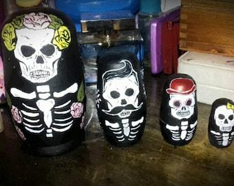 Matrioshka Family Skeletons