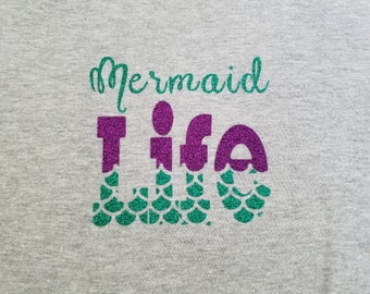 Mermaid Life Women's Shirt
