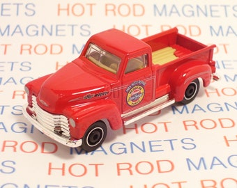 1947 Chevrolet Chevy AD 3100 Pickup Truck : ot Rod, Man Cave, Refrigerator, Tool Box, Stocking Stuffer, Magnet