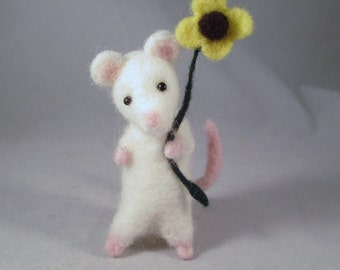 Needle Felted Mice, Mice Gift, Mice Decor, Needle Felted Animal, Felted Animals, Felt Animals, Needle Felted Mouse, Needle Felt, Felt Mouse