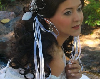 Sarah Labyrinth Ball Brunette Ribbon Wig