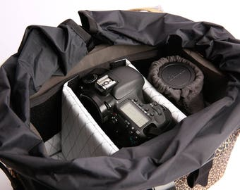 Foam Camera Inserts for 137 Basket Bag