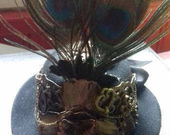 Fascinator steampunk