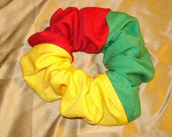 Rasta Scrunchie- Hair Accessories- Dread Locs- Locs Holder -Ponytail