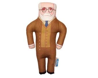 Sigmund Freud Doll