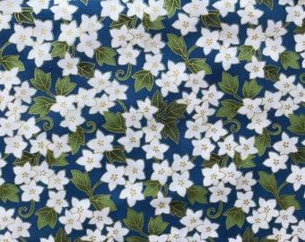 Peonies Flowers Kona Bay Fabric by the Yard - 100% Kona Cotton - PEON-12 Peony Prairie