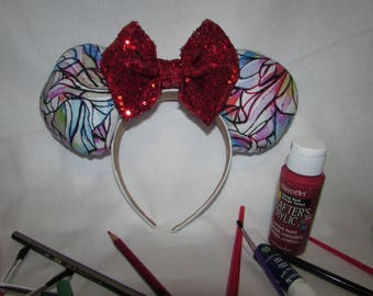 Festival of the Arts inspired Mouse Ears / Headband