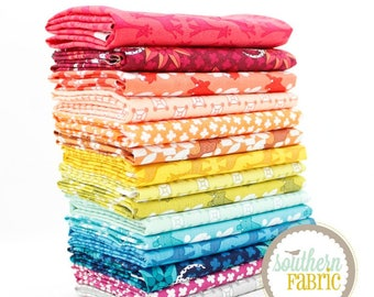 Rhoda Ruth - 15 Fat Eighth Bundle (EH.RR.15F8) by Elizabeth Hartman for Robert Kaufman