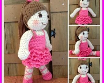 Amigurumi Chibi Doll Pattern Free : Hatsune miku amigurumi hatsune miku amigurumi and
