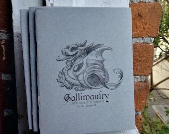 Gallimaufry - sketchbook
