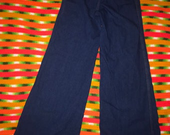 Vintage womens 70s bell bottoms