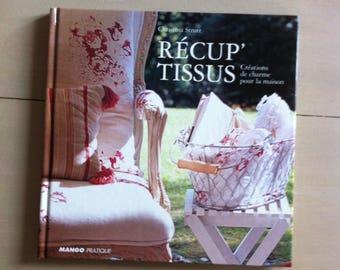 Book cristina strutt upcycled fabric