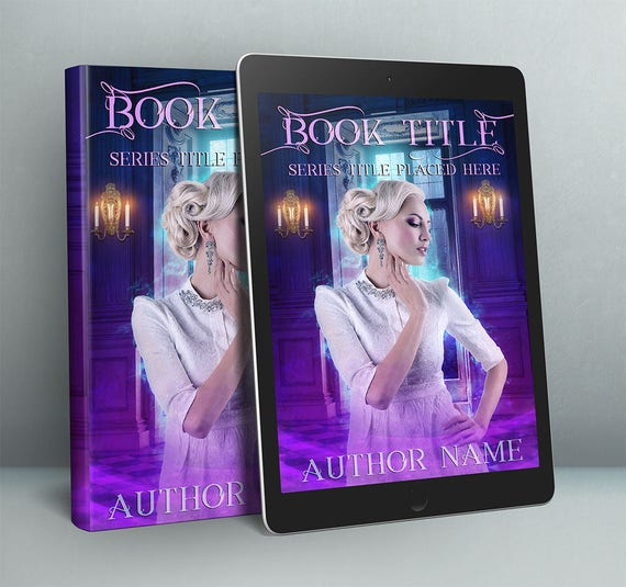 premade cover art for indie authors