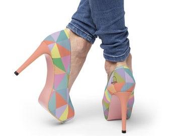 WomenS Platform Heels