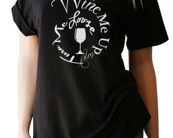 Women's Wine Shirt. Women's Wine TShirt. Wine Shirts. Wine Tasting. Wine Lover. Wine T Shirts. Wine Lover Gift. Bachelorette Party.