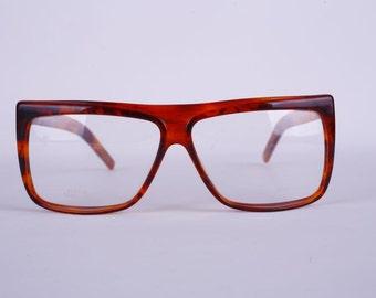 KRIZIA mod.KV65 / Vintage 80's Eyeglasses / NOS / Hand Made in Italy || art. 20