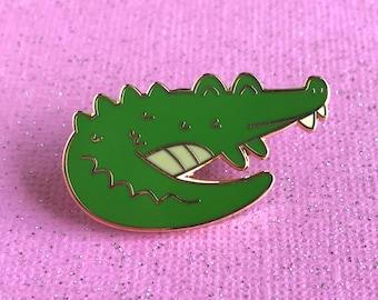 Alligator Pin