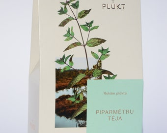 Peppermint Tea - Nordic hand picked