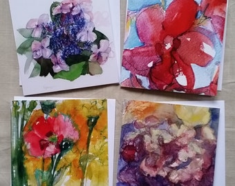 Art Cards Flower Set 1