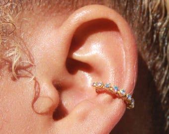 Ear Cuff No Piercing Gold-Ear Cuff-Gold Earrings-Rose Gold Ear Cuff-Minimalist Ear Cuff-Ear Cuff-Ear Cuffs-Silver Ear Cuff-Simple Ear Cuff