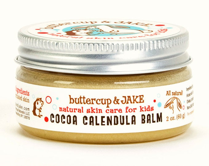 Featured listing image: Buttercup & Jake Cocoa Calendula Balm 2 oz.