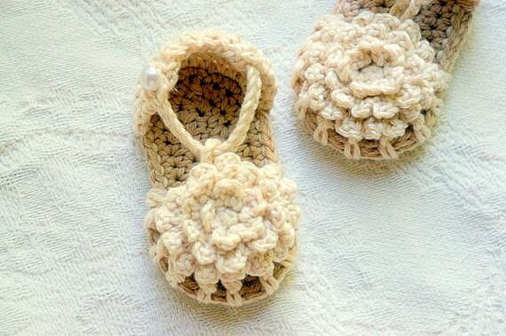 Crochet Pattern 101 Pdf Instant Download Crochet Baby Shoe