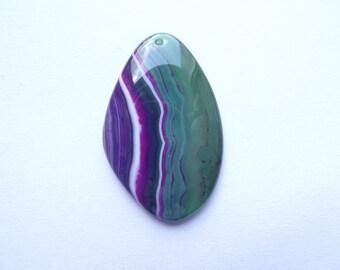 Multicolor agate striated original ZOE-441