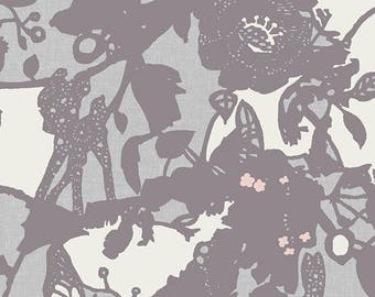 1/2 yard Art Gallery Blithe  Arcadia Bliss in Dim 85600 designed by Katarina Roccella