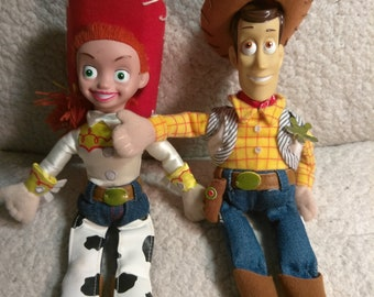 TOY STORY Jessie and Woody