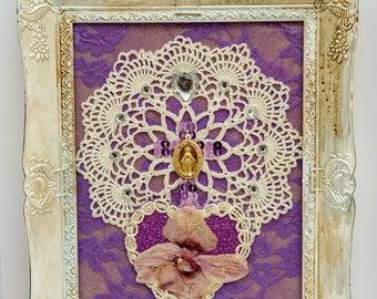 Sacred Heart/sacred heart/ex voto/sacred corazon