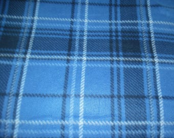 Plaid Blanket FREE EMBROIDERY / Personalized Pet Blanket / Fleece Blanket/ Pet Gift / Dog Blanket / Wheel chair Blanket / Lap Blanket