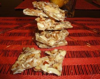Coconut Almond Brittle